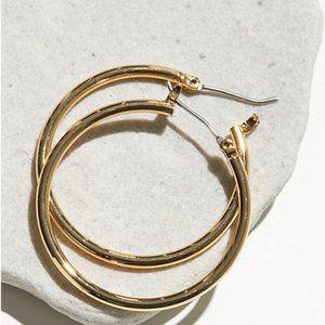 Pick Your Charm Hoop Earrings